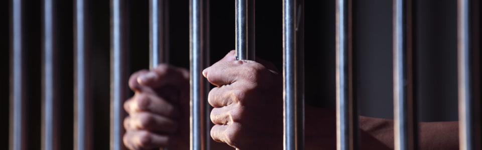 53956782 – prisoner in jail